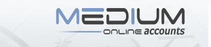 Gratis Mediumonline.nl-account aanmaken
